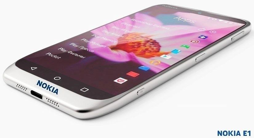 Bude třeba takhle vypadat Nokia s Androidem?