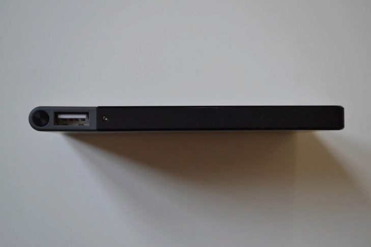 Power bank Huawei AP006 -  boční strana