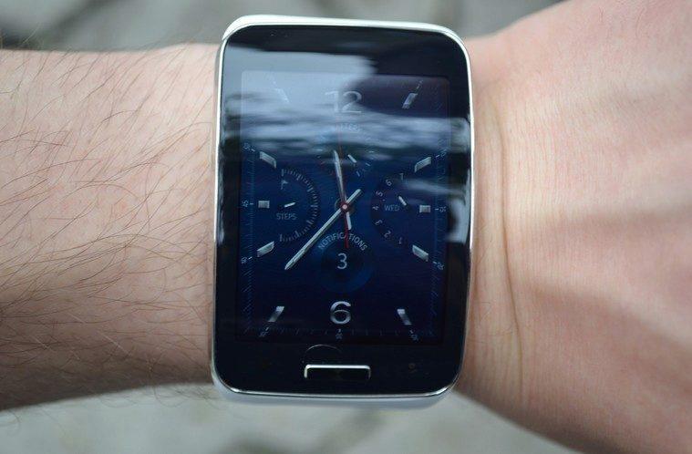 Samsung Gear S – náhledový obrázek