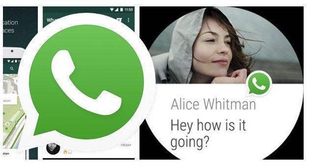 WhatsApp - aktualizace