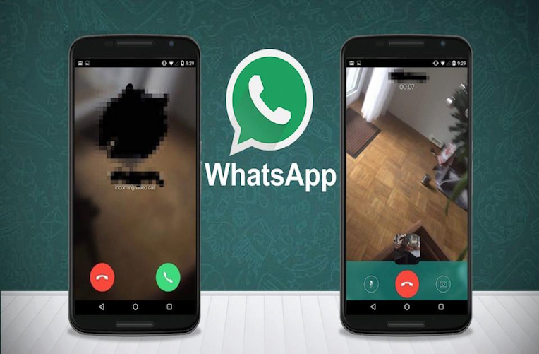 WhatsApp videohovory