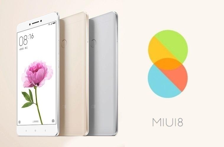Xiaomi Mi Max a MIUI 8 – náhleďák