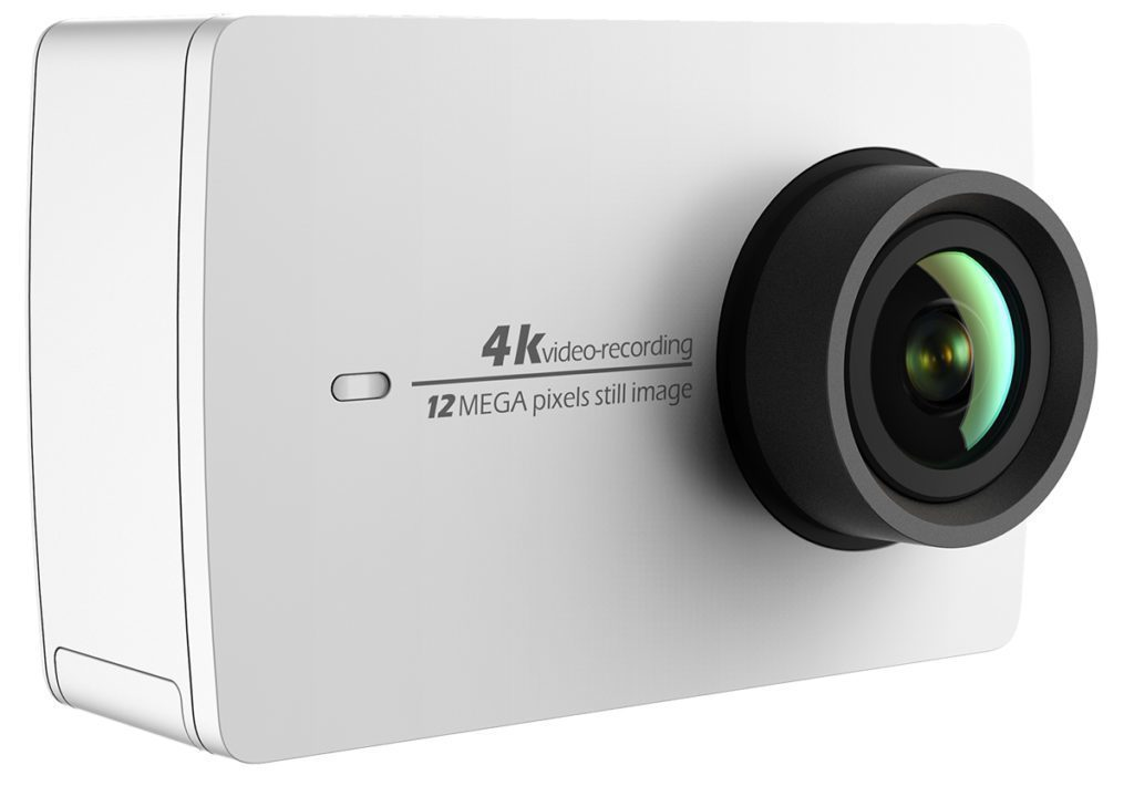 YI 4K Action Camera - bílá 8