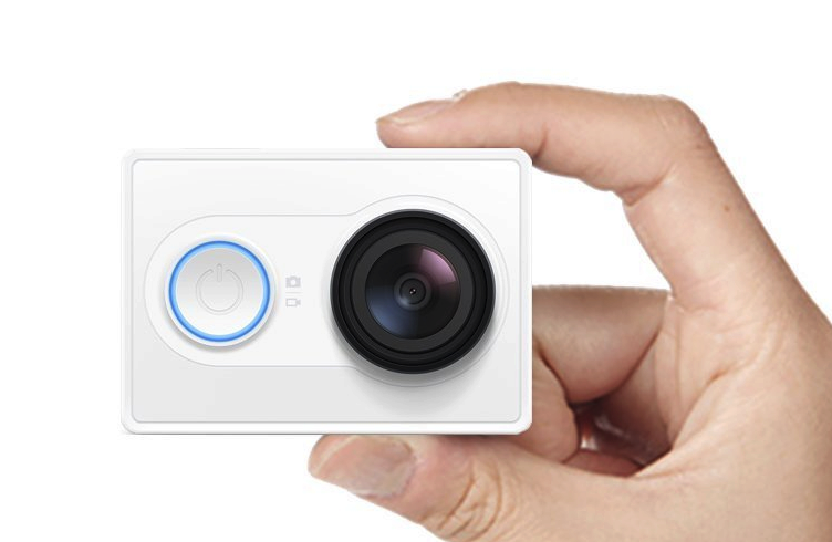 YI technology vstupuje na český trh – action camera