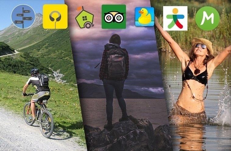 aplikace pro plánování výletů – náhleďák
