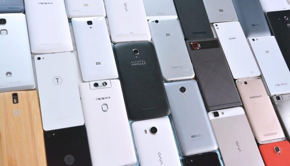 čínské telefony hardwarové specifikace