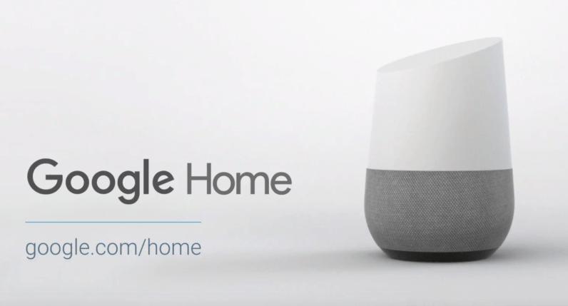 google home google io 2016