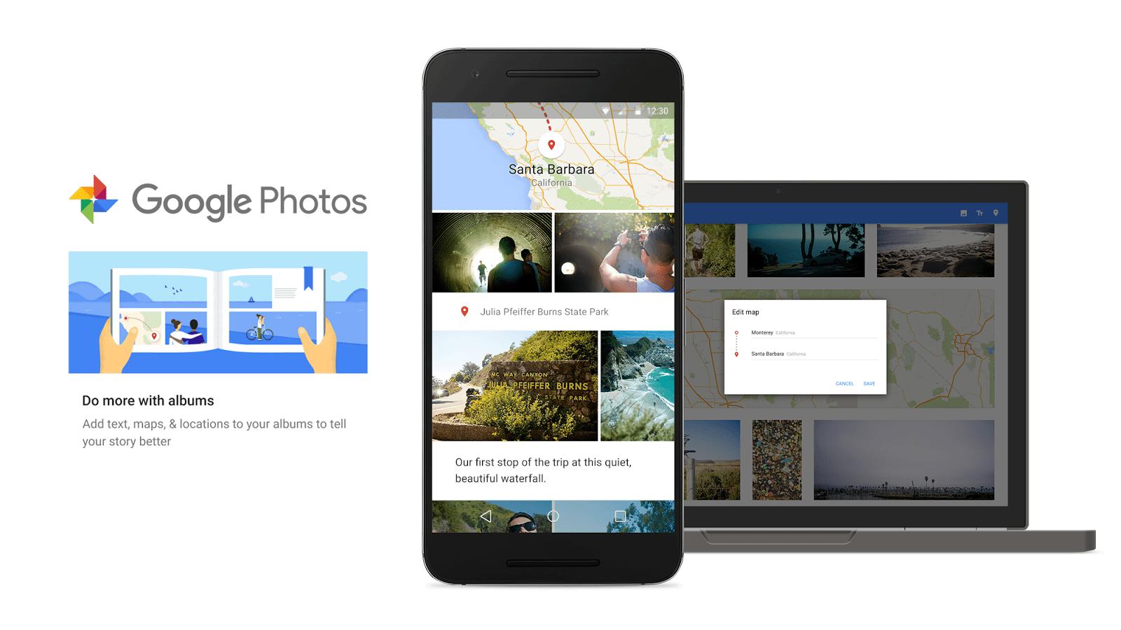 Fotky Google - aktualizace 2