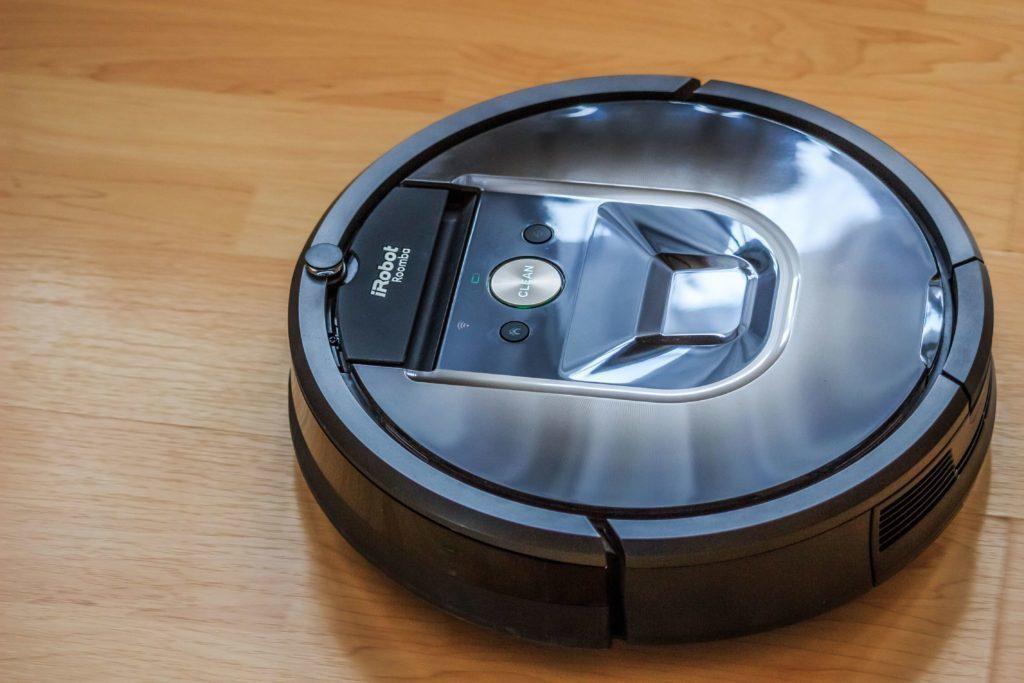 iRobot Roomba 980 - celkový pohled 2