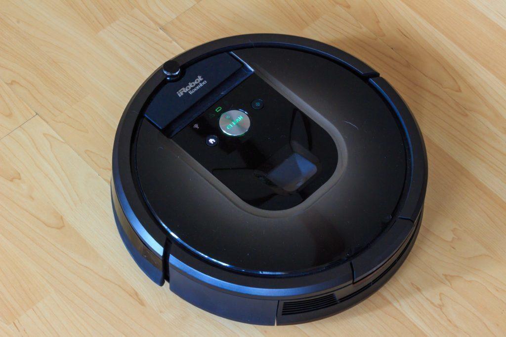 iRobot Roomba 980 - celkový pohled 4