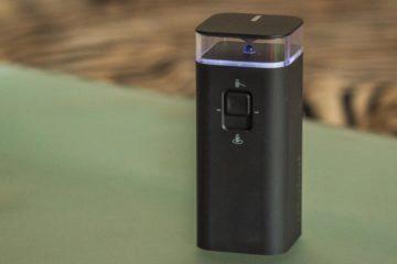 iRobot Roomba 980 – virtuální zeď zapnutá