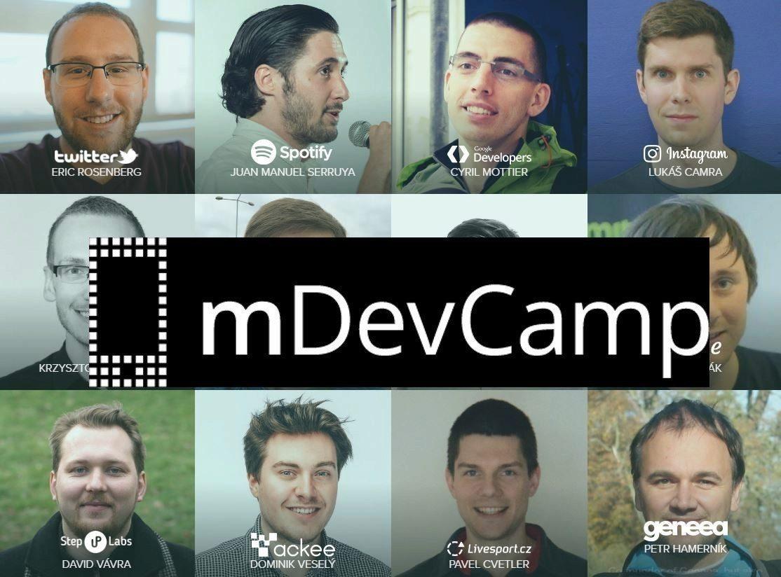 mDevCamp soutěž
