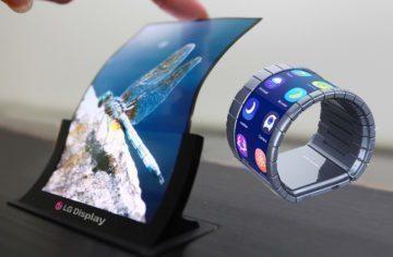 moxi ohebný smartphone