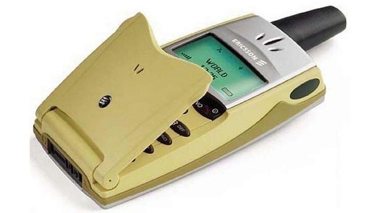 První mobilní telefon s podporou Bluetooth: Sony Ericsson T36