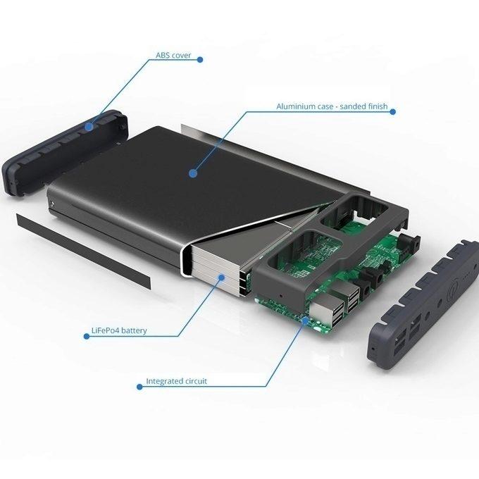 Konstrukce PowerOak K2 Solar