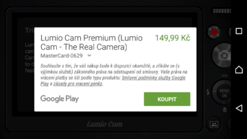 Verze Premium stojí 150 Kč