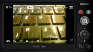 Technologie Perfect Framing pomůže s focením osob