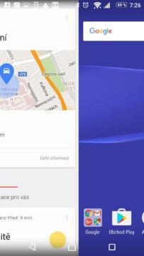 Google Now Sony implementuje stejně jako Google