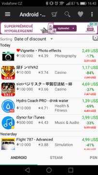 Best App Sale – Slevy na hry i aplikace 1
