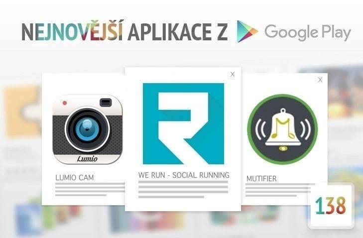 NEJNOVější android aplikace google play 136