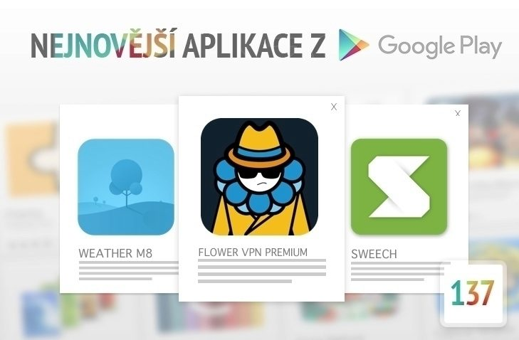 Nejnovějšefeí-aplikace-z-google-play