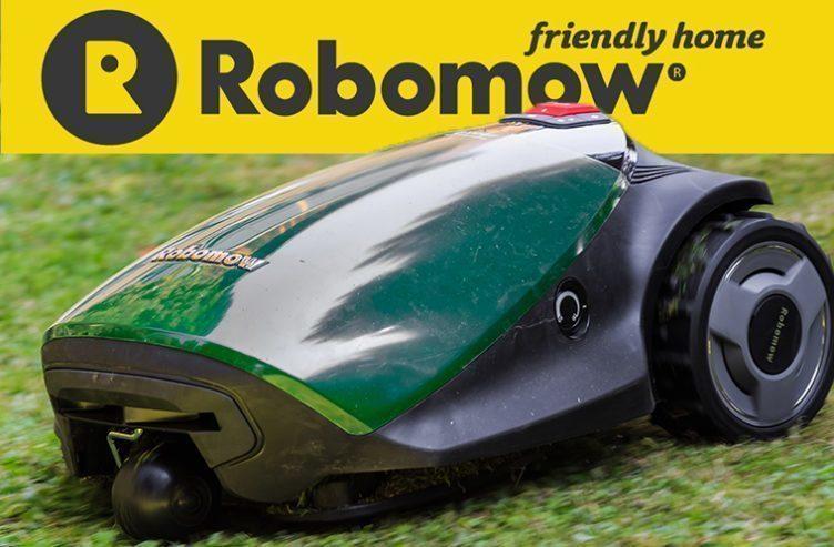 robomow rc312 posek pohnoj a k mo se s androidem recenze. Black Bedroom Furniture Sets. Home Design Ideas