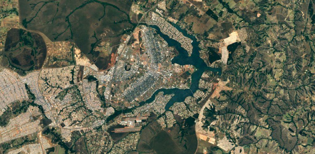 Brasilia, Brazílie