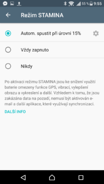 Sony Xperia X stamina 2