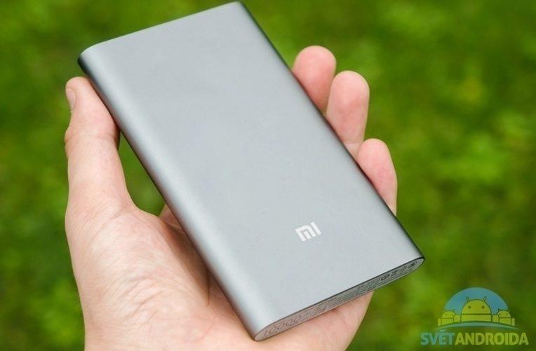Xiaomi Power Bank 10000 mAh USB-C  – nahledovy