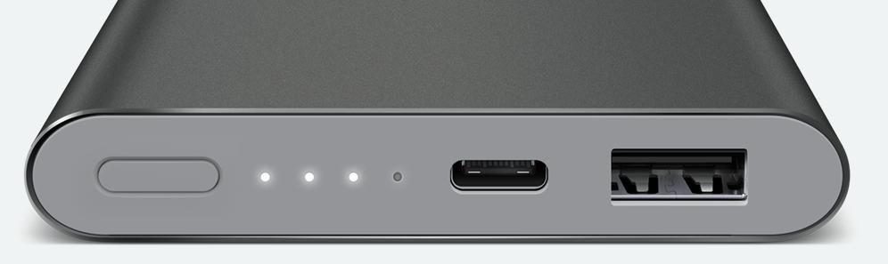 Xiaomi powerbank 10 000mAh USB C 3
