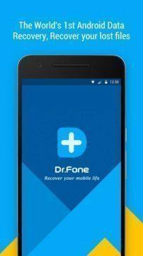 Aplikace Dr. Fone