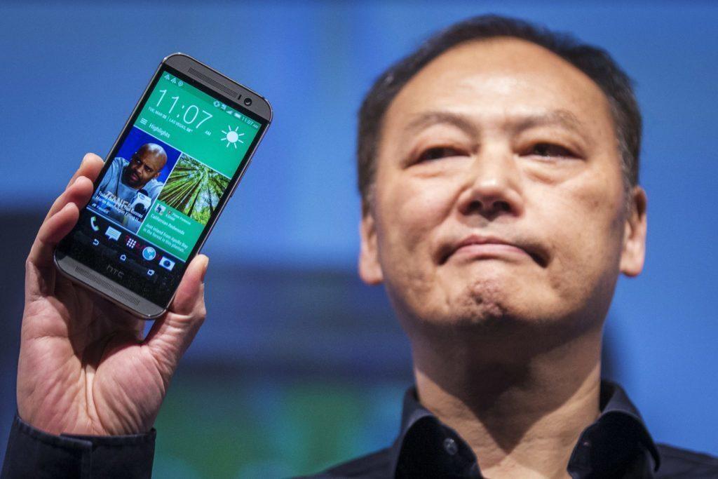 Peter Chou představuje HTC One (M8)