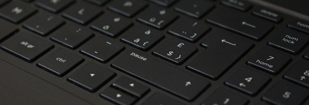 Dobrá klávesnice je základem příjemného psaní