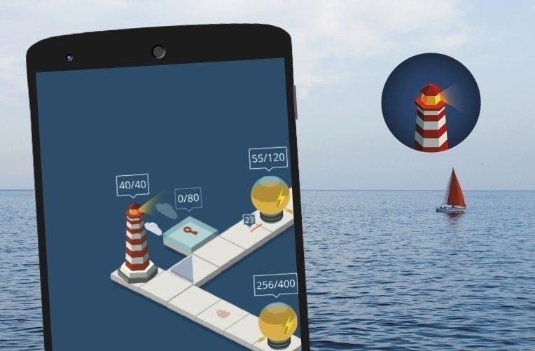 lighthouse-rychly-tip-svet-androida
