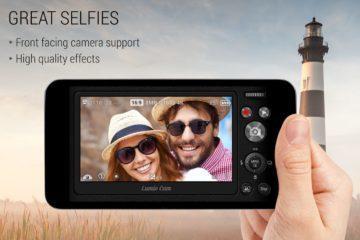 Pořizování kvalitních selfies