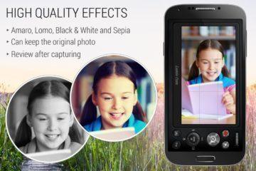 Čtyři vizuální efekty