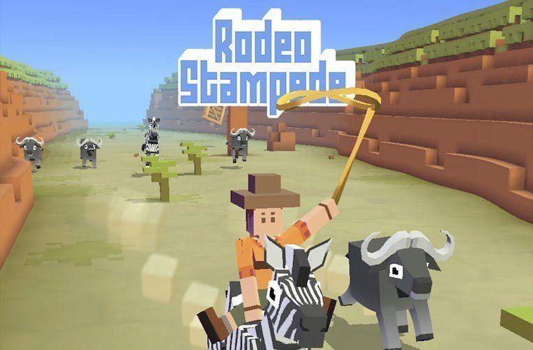 Rodeo Stampede