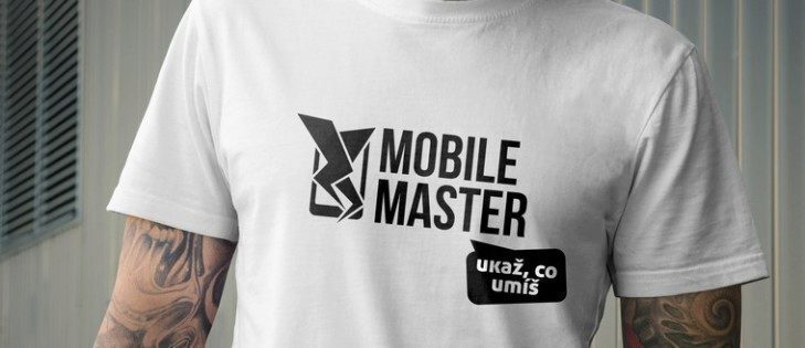 mobile master tricko