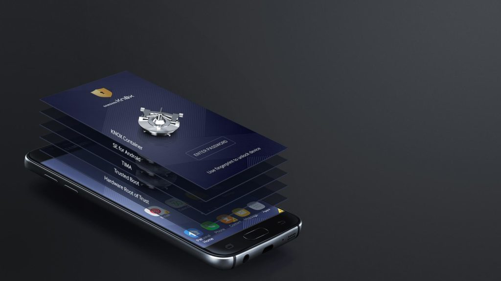 Samsung Galaxy S7 láká na silné zabezpečení