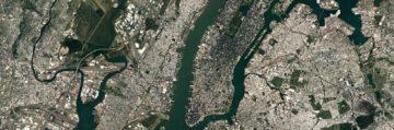 New York: nové satelitní snímky