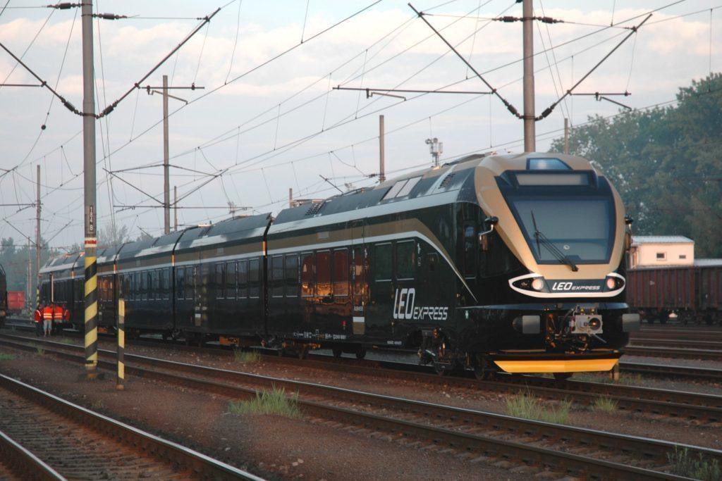 Často je Internet ve vlaku šířen skrze vlastní Wi-Fi