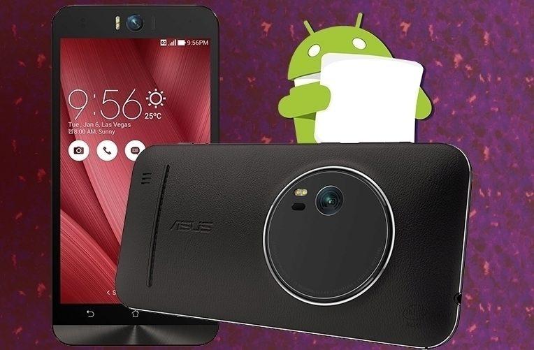 ASUS ZenFone Zoom a Selfie – Marshmallow – náhleďák