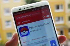 Aktualizace Pokemon Go