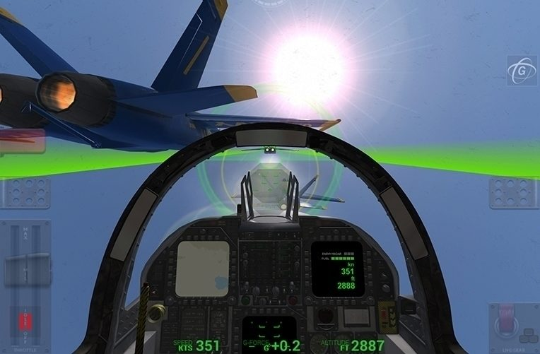 Blue Angels – Aerobatic SIM 2