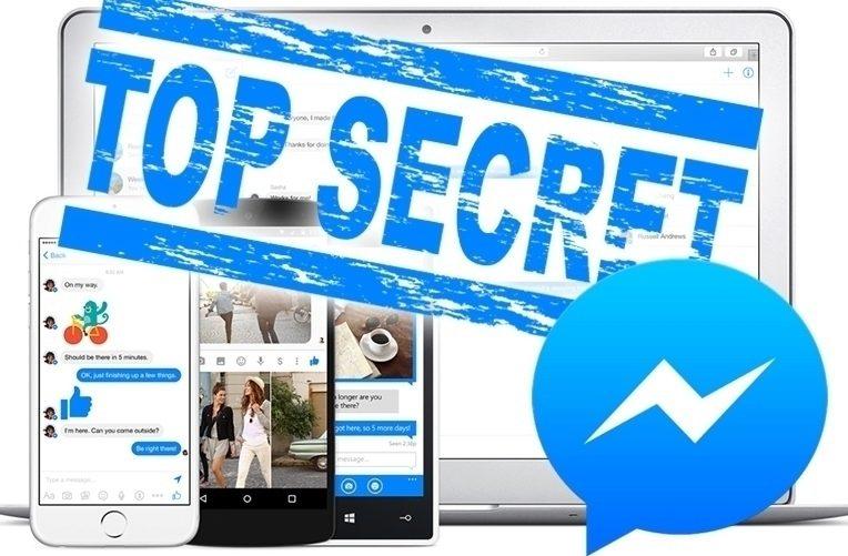 Facebook Messenger – tajné rozhovory – náhleďák