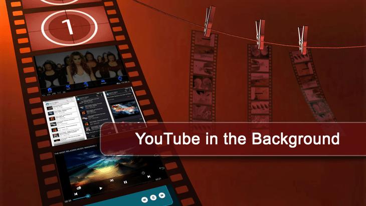 O přehrávání videí z YouTube na pozadí byl velký zájem