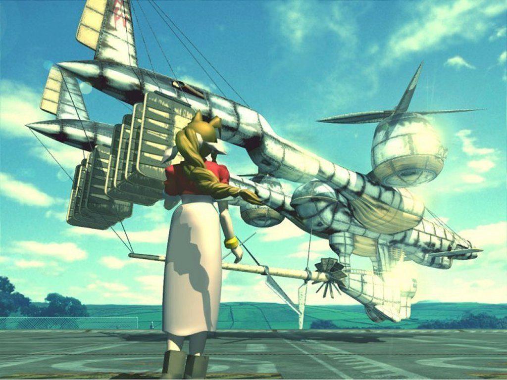 Final Fantasy VII - cestování