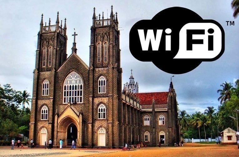 Godspot – wifi – náhled