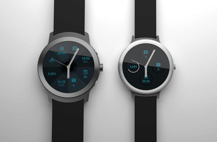 Google připravuje chytré hodinky