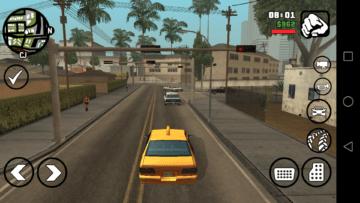 Honor 7 Lite GTA SA